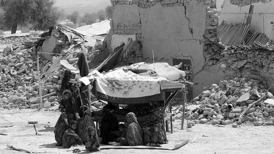 Baluchistan pobladores la-tinta