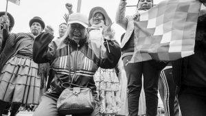 Los intelectuales, el feminismo y el golpe en Bolivia