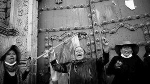 Bolivia: ¡Nos están matando, compañeras!