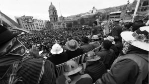 Notas (sueltas) sobre la crisis post-electoral boliviana
