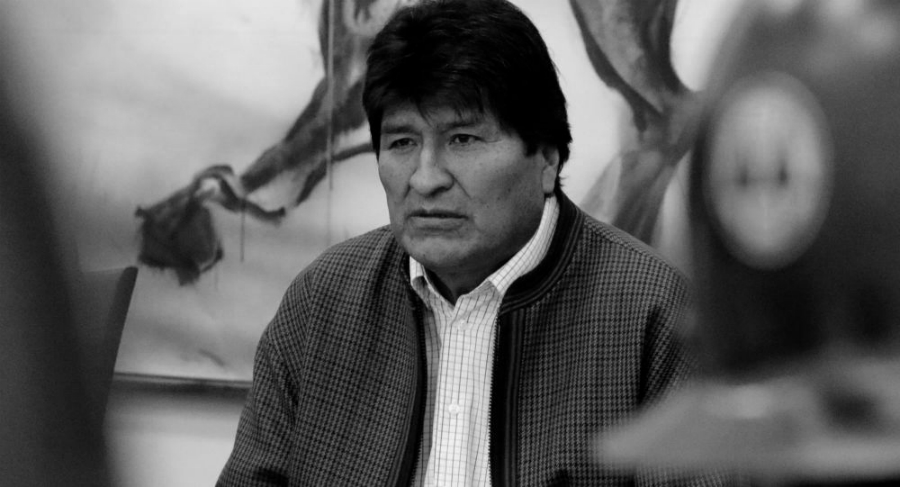 Bolivia Evo Morales golpe de estado la-tinta