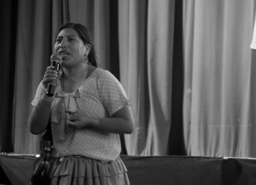 Bolivia Parlamento de Mujeres dialogo la-tinta