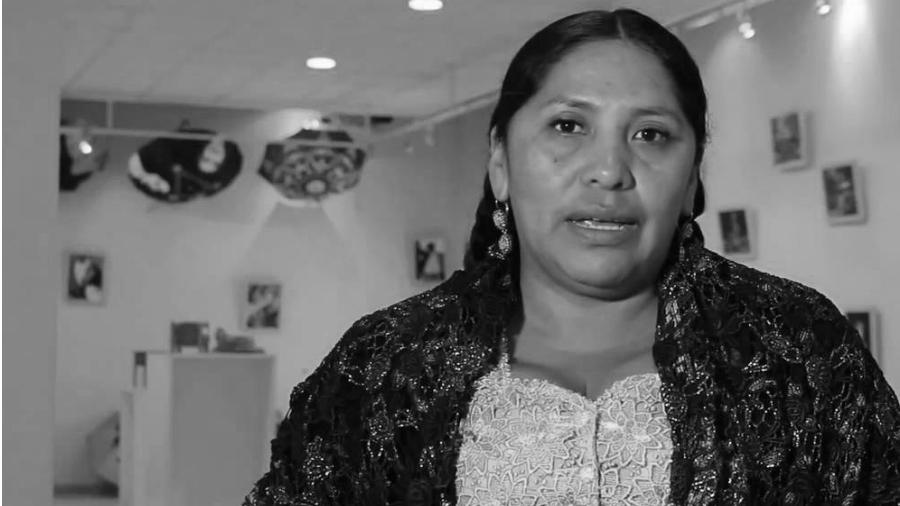 Bolivia Sandra Cossio la-tinta