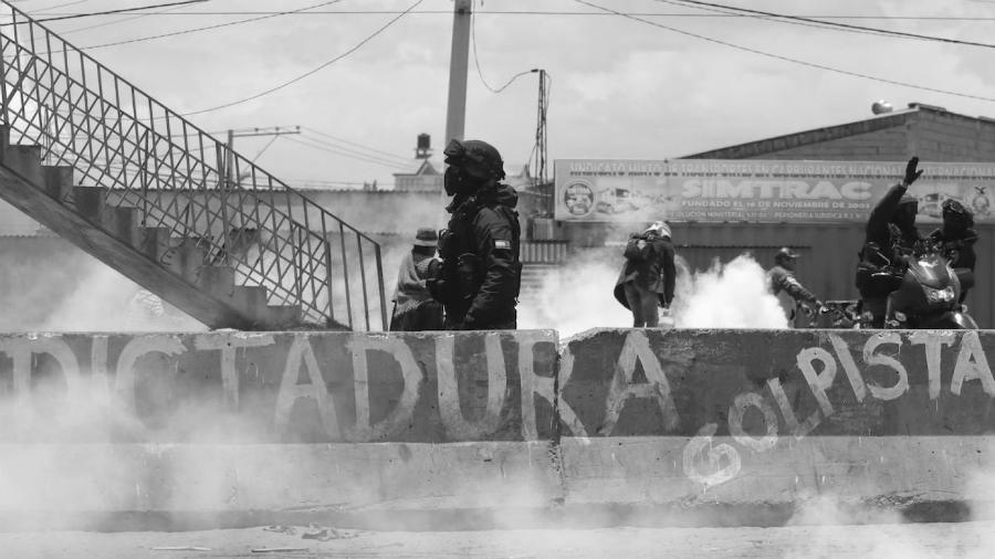 Bolivia Senkata represion la-tinta