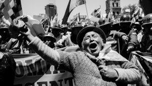 Bolivia: las feministas indígenas repudian el golpe de Estado