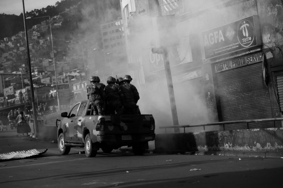 Bolivia represion militares la-tinta