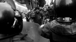 La represión como respuesta a la defensa de la democracia en Bolivia