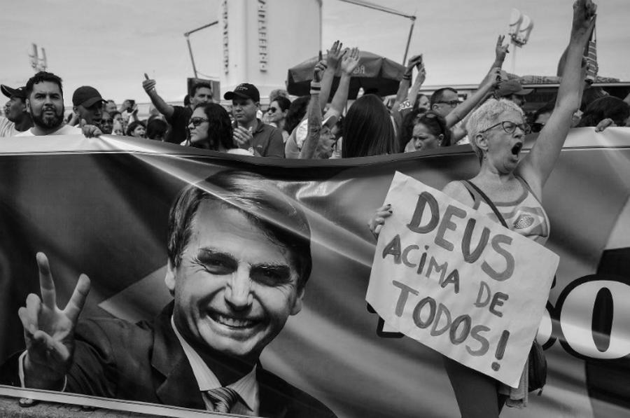 Brasil Bolsonaro seguidores la-tinta