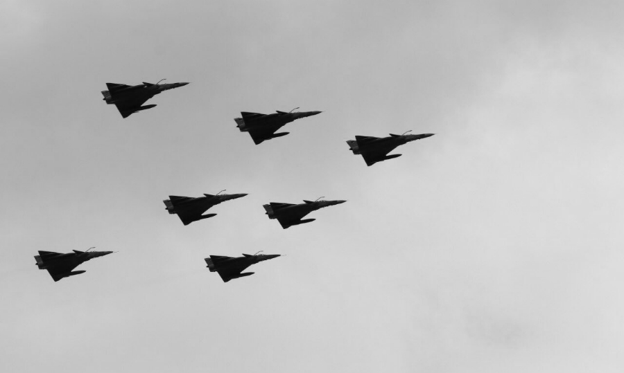 Colombia aviacion militar la-tinta
