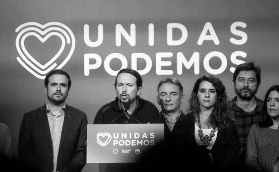 España Unidas Podemos la-tinta