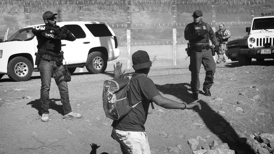 Estados Unidos frontera inmigrantes la-tinta