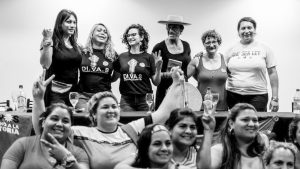 Foro feminista popular y latinoamericano en Santiago del Estero