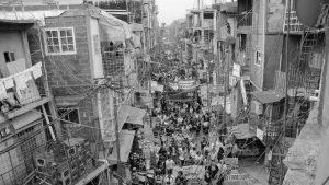 Primera Marcha del Orgullo villera y plurinacional
