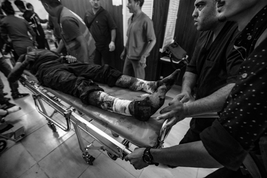 Siria victima bombardeos turcos la-tinta