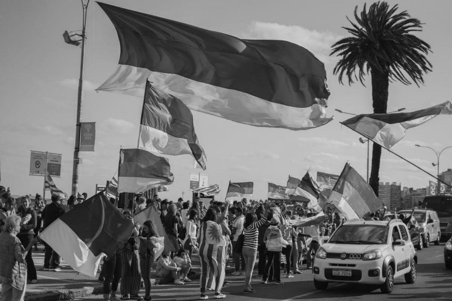Uruguay Frente Amplio campaña la-tinta