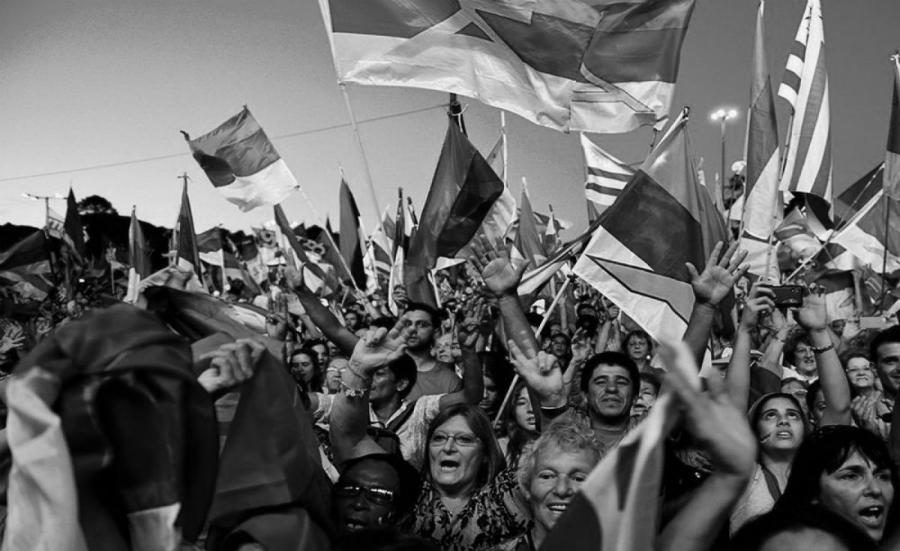 Uruguay Frente Amplio militancia la-tinta