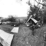 Un incendio destruyó un espacio de la APDH La Matanza