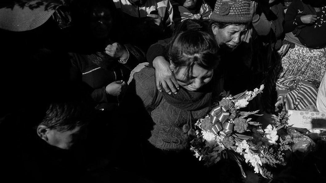 bolivia golpe de estado muerte
