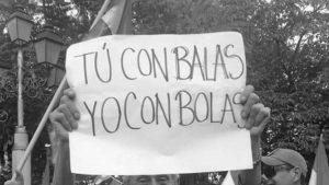 Democracia en Bolivia, una cuestión de bolas