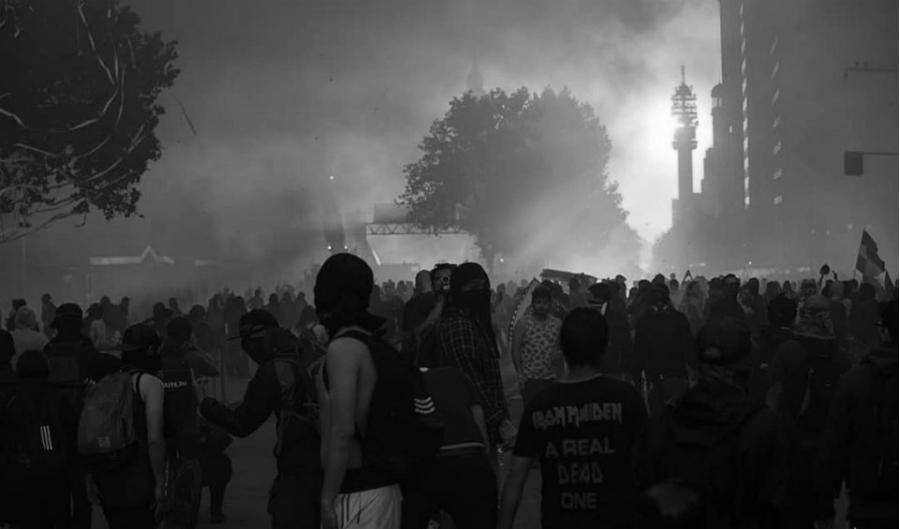 chile manifestaciones masivas la-tinta