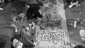 Que las paredes digan: artistas murales intervienen el Hospital Rawson