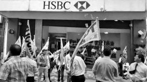 La Bancaria denuncia que HSBC quiere desestabilizar al nuevo gobierno