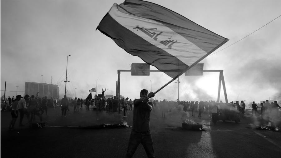 irak protestas la-tintaa