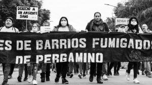 Pergamino, el núcleo sojero que se convirtió en símbolo de la lucha contra el agronegocio