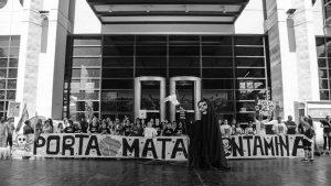 Caso Porta: silencio en la Justicia, censura en el gobierno, contaminación en el barrio