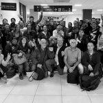 Pese a las provocaciones, la Delegación Argentina de Solidaridad con el Pueblo Boliviano arribó a La Paz