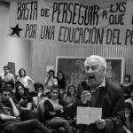 Lo que está en juego es el derecho a la protesta social