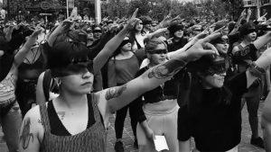 Las calles son nuestras: Córdoba apoya a las feministas chilenas
