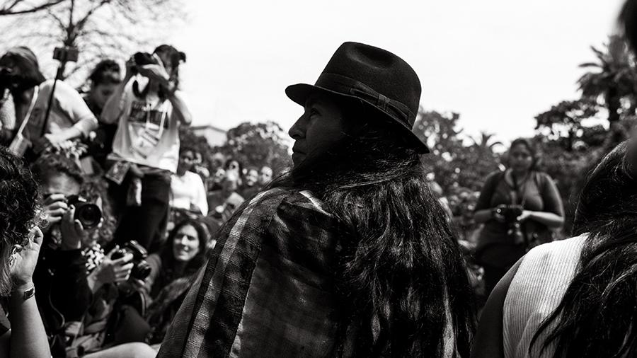 Adriana Guzman Bolivia ENM La Plata (2)