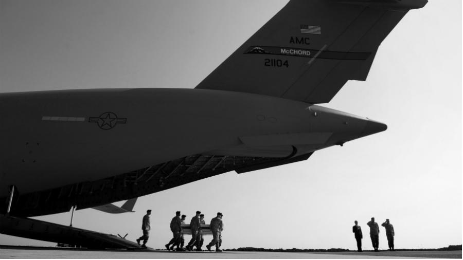 Afganistan soldados estadounidense muertos la-tinta