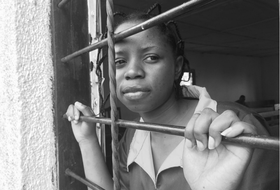 Africa Rebecca Kabugho LUCHA la-tinta