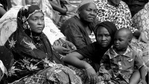 Mujeres en los movimientos sociales africanos