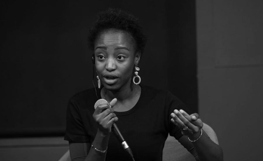Africa Stéphanie Bationo Balai Citoyen la-tinta