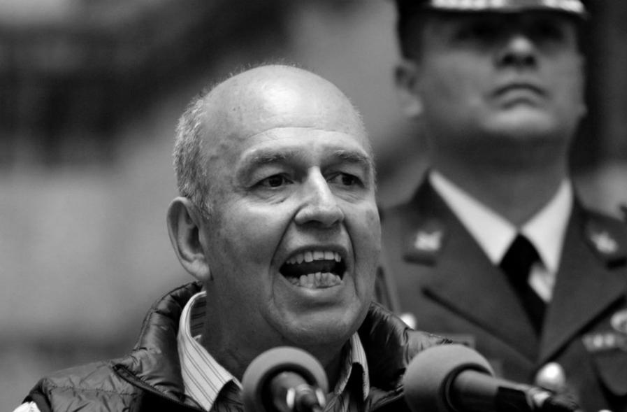 Bolivia ministro de facto Murillo la-tinta