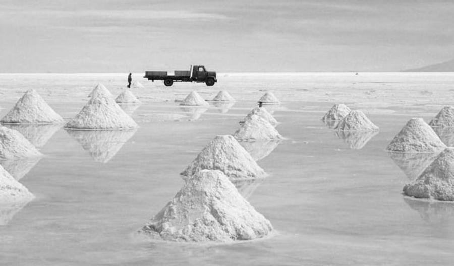 Bolivia produccion de litio la-tinta