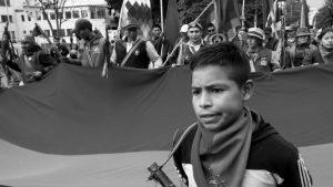 """Colombia: """"La lucha no solo es en diciembre, para eso viene el año 2020"""""""