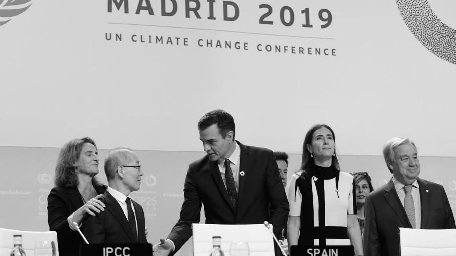 España COP25 la-tinta