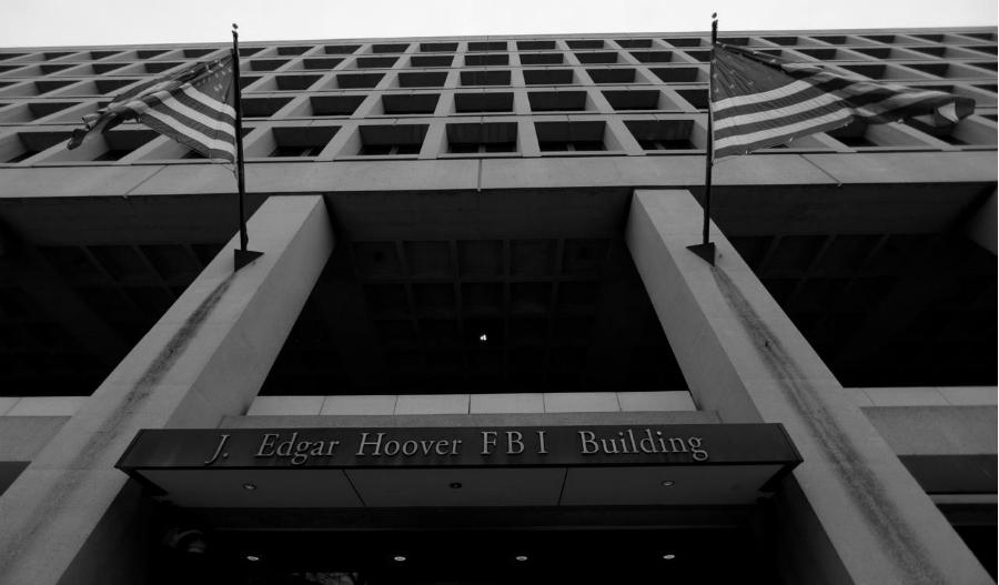 Estados Unidos sede del FBI la-tinta