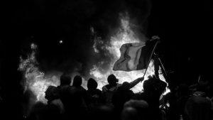Francia a la huelga general