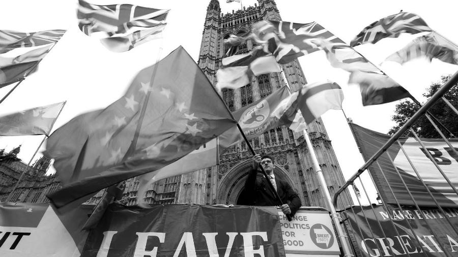 Gran Bretaña Union Europea la-tinta