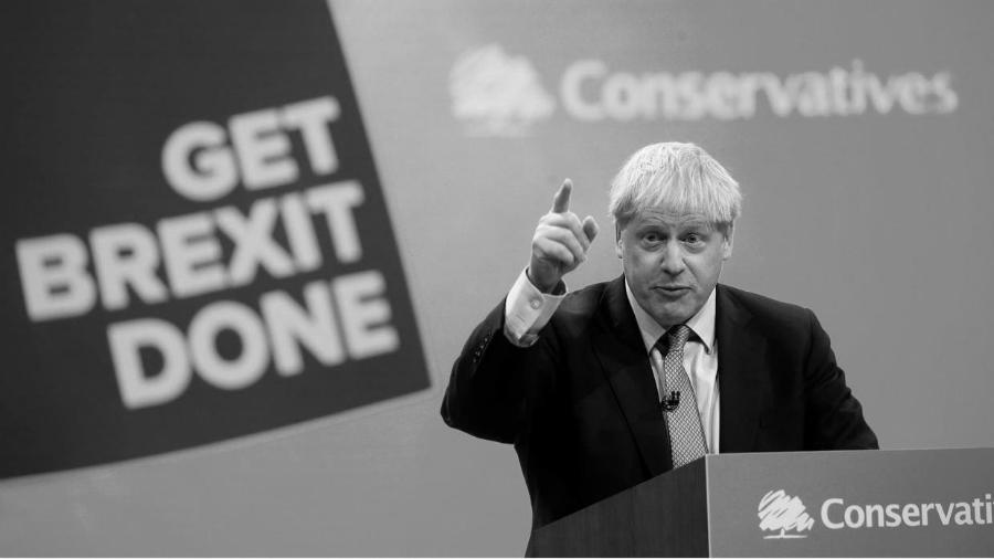 Gran Bretala Brexit Boris Johnson la-tinta