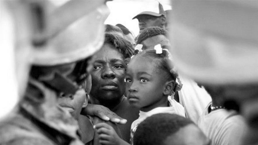 Haiti Minustah abuso sexual la-tinta