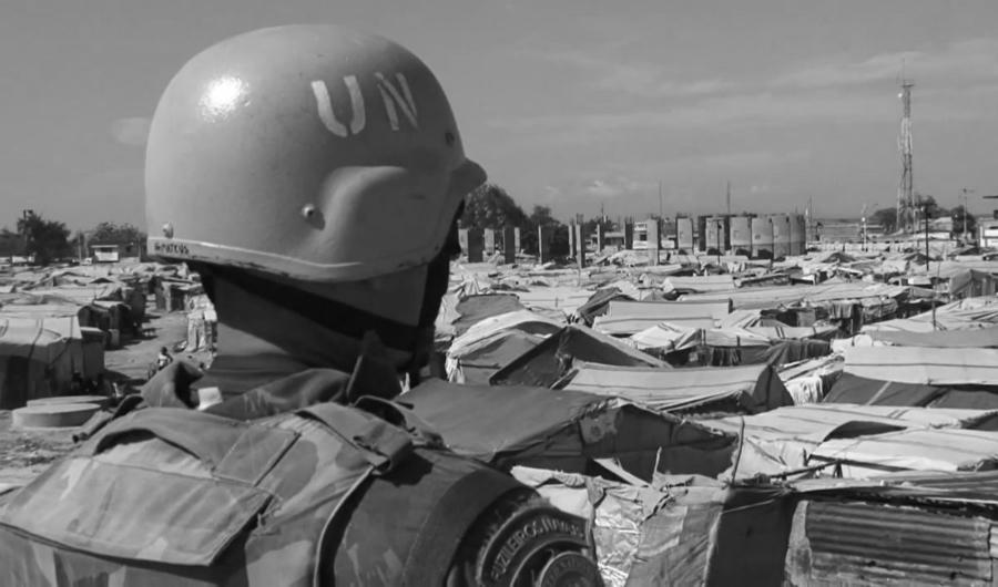 Haiti soldados ONU la-tinta
