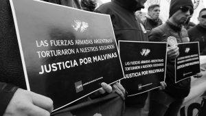 Comenzó el juicio por torturas en Malvinas