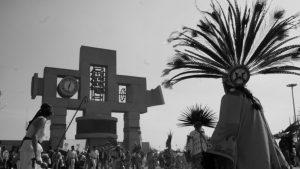 La peregrinación guadalupana