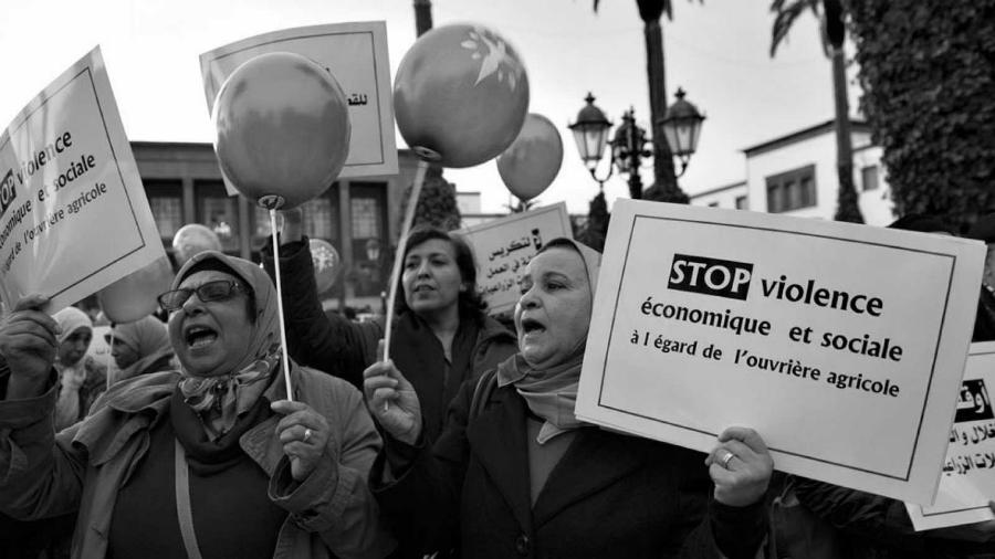 Marruecos feministas la-tinta